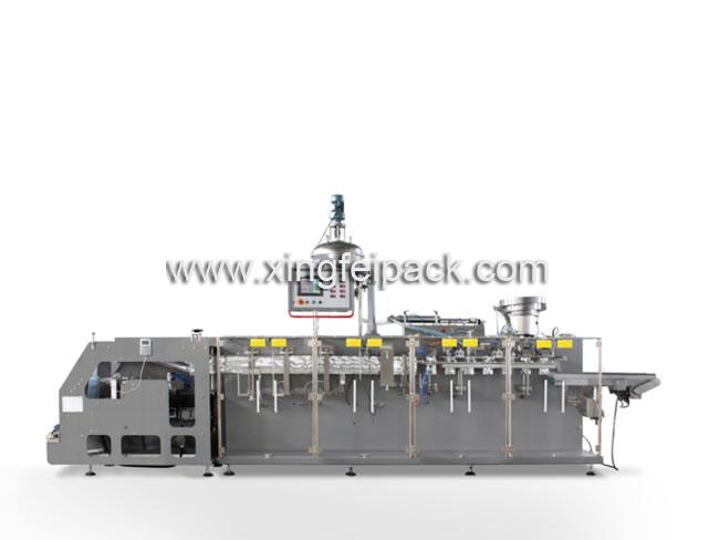 Automatic Horizontal Doypack with Spout Packing Machine