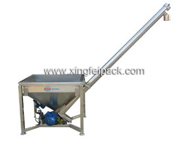 Automatic Auger Powder Conveyor