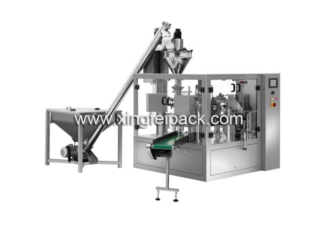 Automatic Pre-made Bag Powder Packing Machine